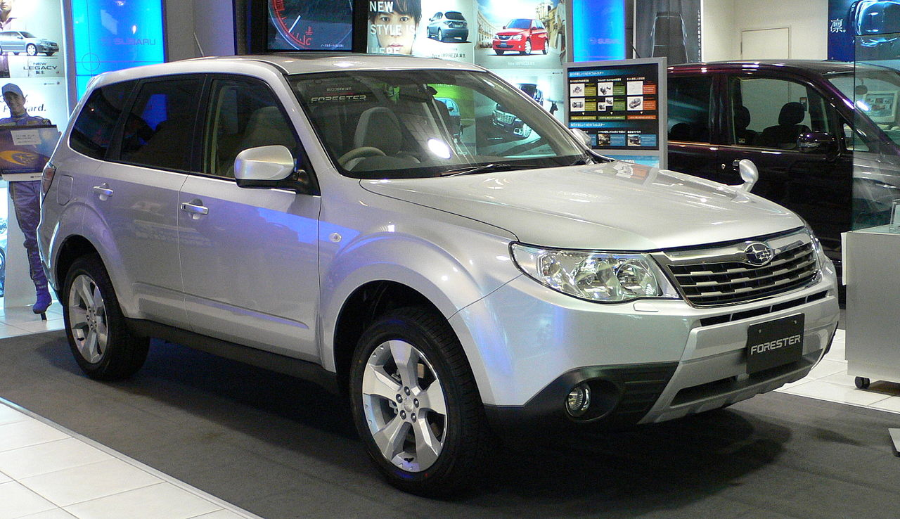 1280px-2007_Subaru_Forester_01