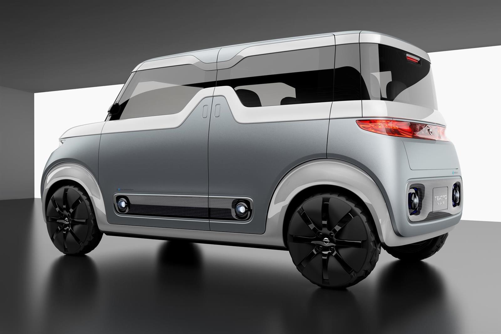 Nissan Teatro-Dayz-Concept