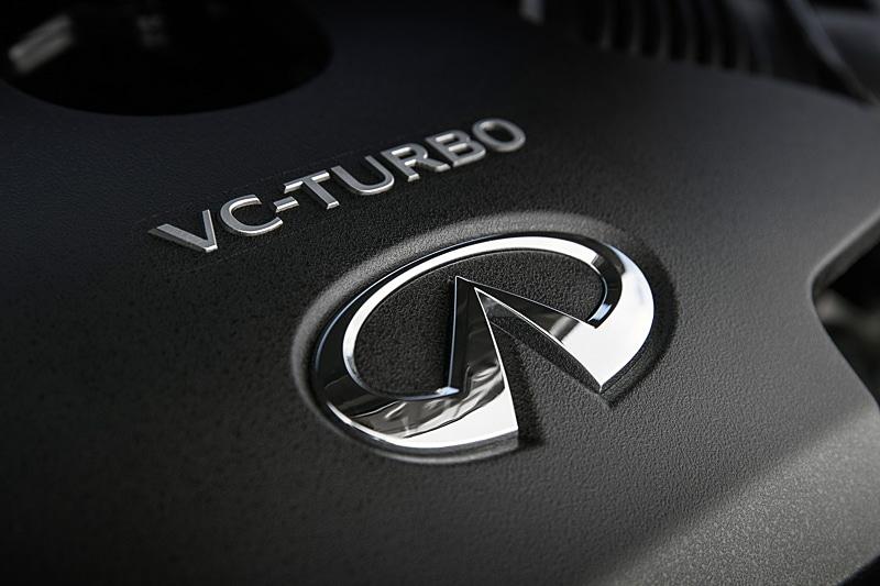 新型インフィニティQX50に搭載するVCターボエンジン