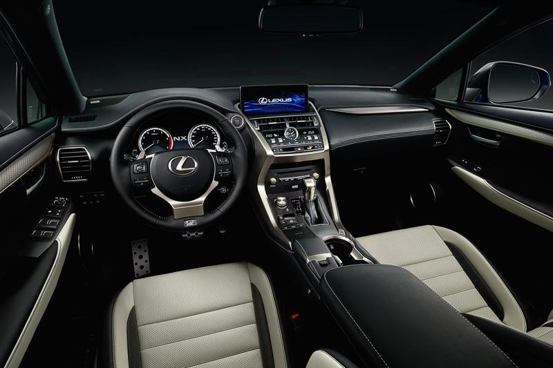 Lexus Hybrid Suv >> 新型レクサスNX マイナーチェンジを2017年9月14日実施!変更点を解説。UXの台頭で今後に不安も | 最新自動車 ...