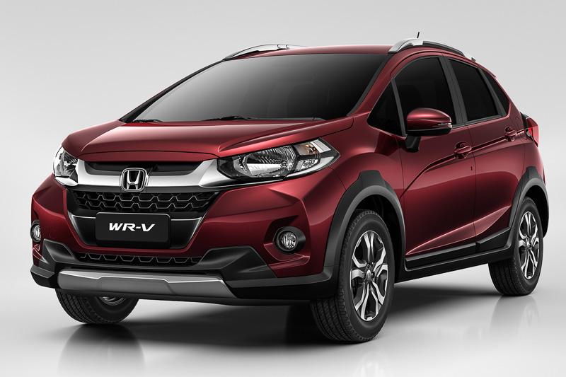 フィットSUV最新情報!新型WR-Vの日本発売に期待。2019年に注目
