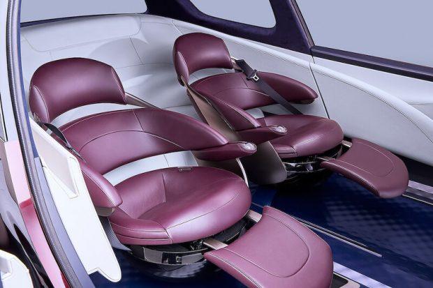 次期エスティマのコンセプトの可能性がある「Fine-Comfort Ride」