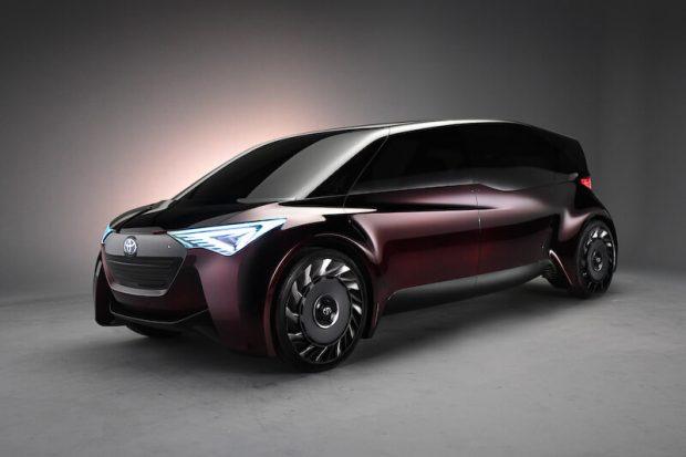 トヨタ次期エスティマのコンセプト候補のFine-Comfort Ride