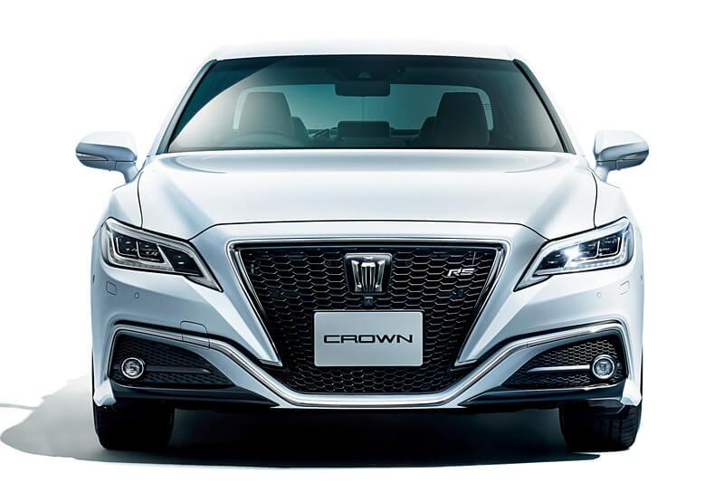 2018年発売のトヨタ新型クラウン