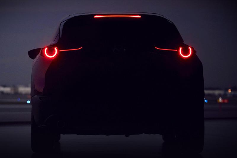 マツダの新型SUV