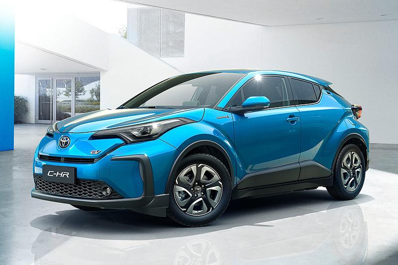 EV(電気自動車)のC-HR